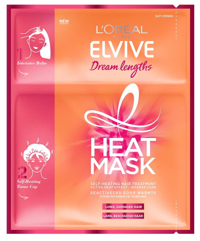 Afbeelding van Elvive Dream Lengths Heat Mask