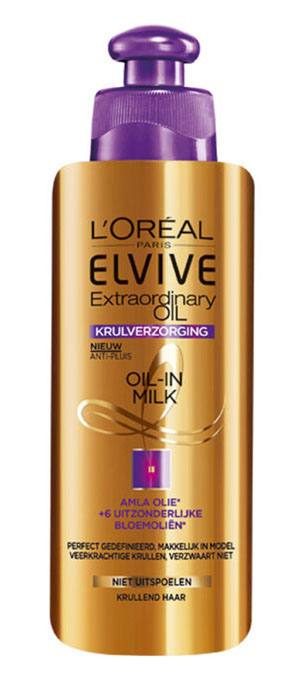 Afbeelding van Elvive Oil in milk Extraordinary