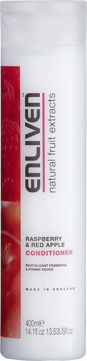 Afbeelding van Enliven Conditioner Raspberry & Red Apple 400ml