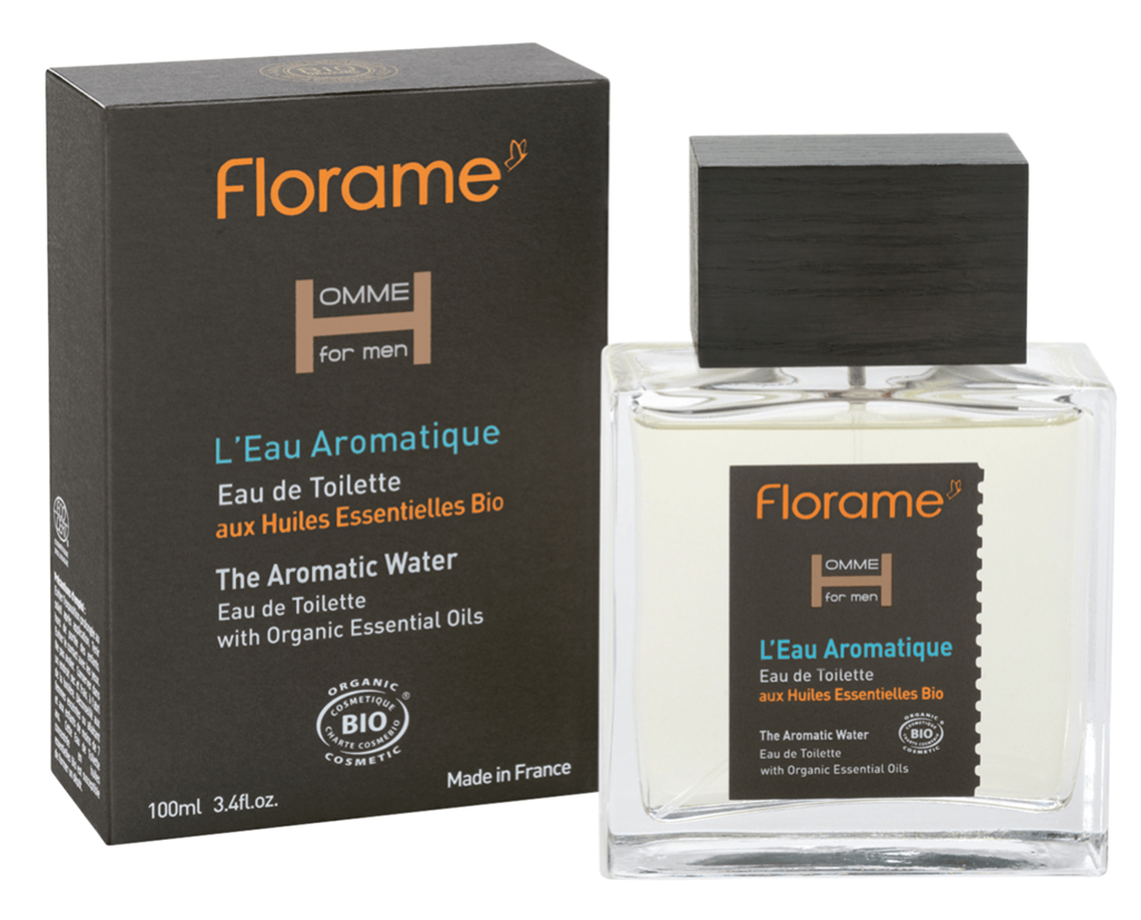 Productafbeelding van Florame For Men The Aromatic Water Eau de Toilette