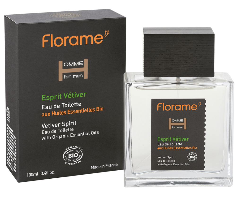 Productafbeelding van Florame For Men Vetiver Spirit Eau de Toilette