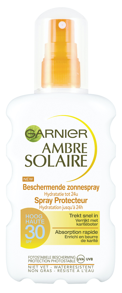 Image of Garnier Ambre Solaire Hydraterende Zonnespray SPF30