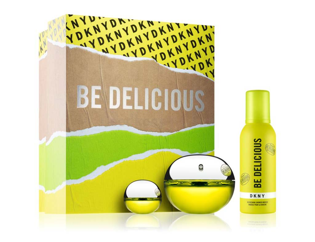 Productafbeelding van DKNY Be Delicious Giftset Dames