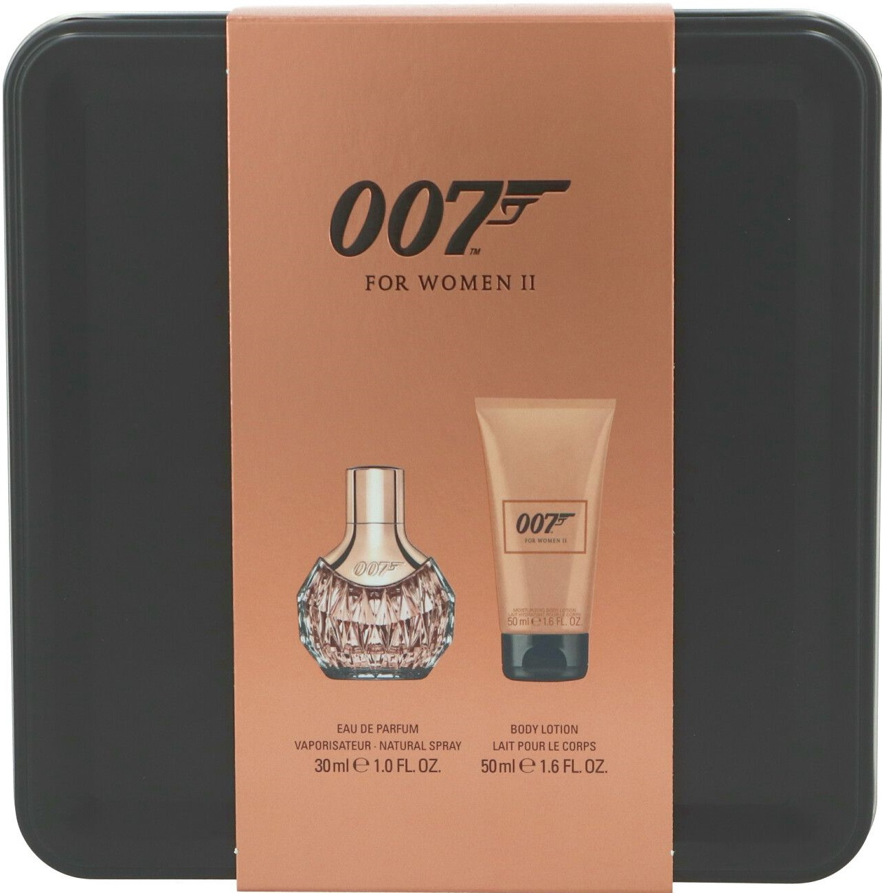 Productafbeelding van James Bond 007 for Women II Geschenkset