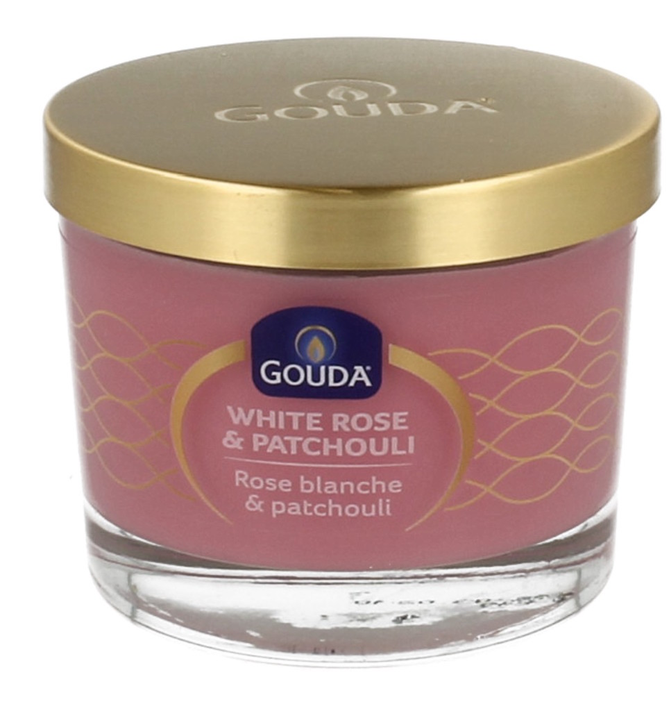 Gouda Glas White Rose Patchouli 66 80