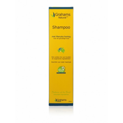 Grahams - 250 ml - Shampoo