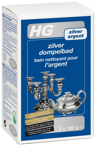 HG Zilver Dompelbad - 300 g