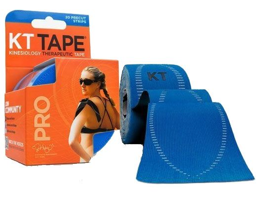 Image of KT Tape Pro Strips Donkerblauw