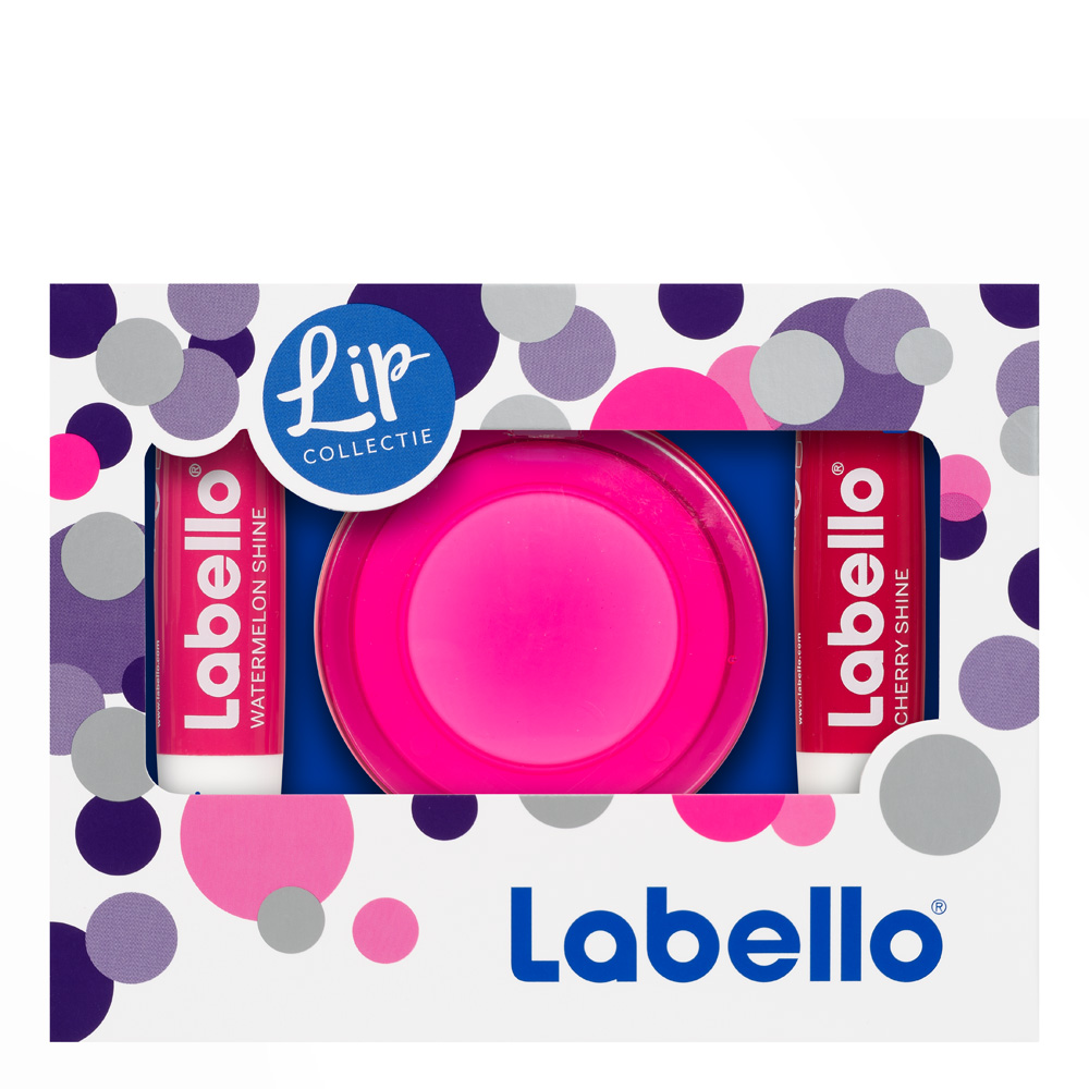 Labello Geschenkset Lip Collect Pink