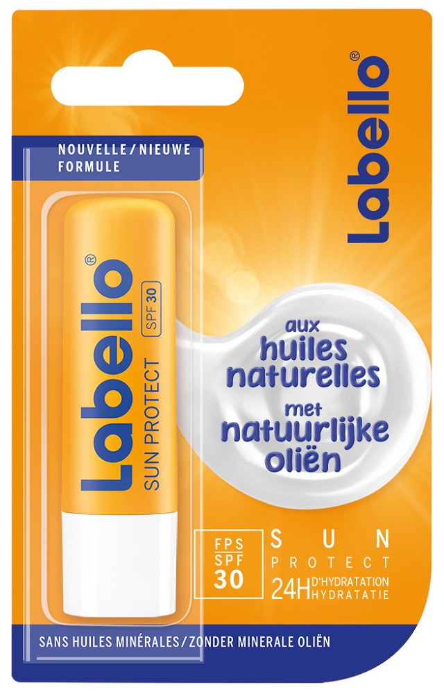 Image of Labello Sun Protect SPF30 in Blisterverpakking