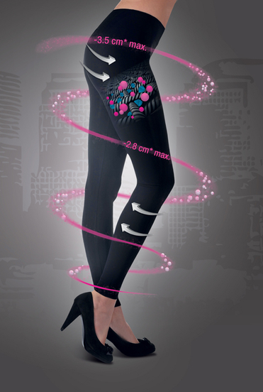 Lanaform Legging Cosmetex M