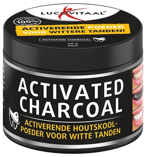 Image of Lucovitaal Activated Charcoal