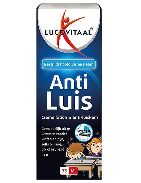 Image of Lucovitaal Anti Luis Crème-Lotion