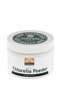Mattisson Absolute Chlorella Poeder Bio 125g
