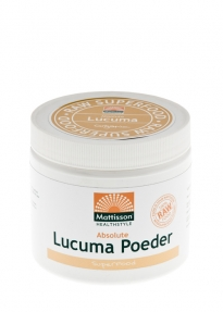 Mattisson Absolute Lucuma Poeder Raw 300g