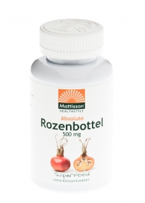 Mattisson Rozenbottel 500mg