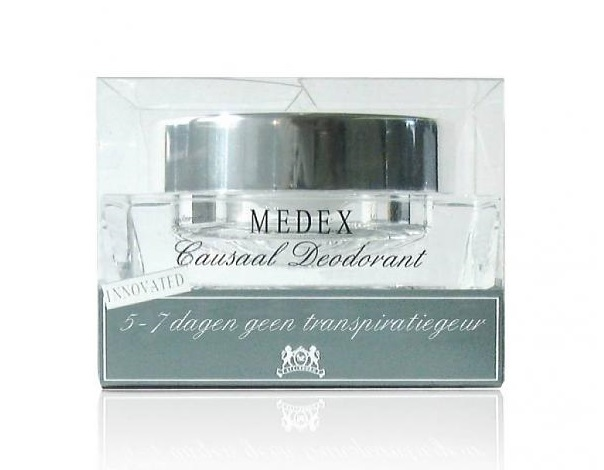 Medex Causaal - 20 ml - Deodorant
