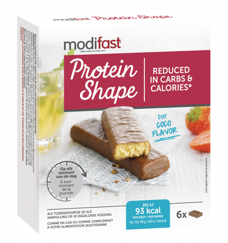 Modifast Protein Shape Reep Cocos