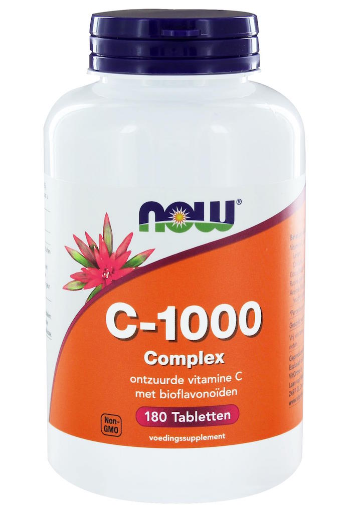 Now Vit C Complex - 1000 mg