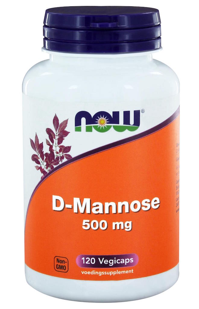 Now D-Mannose Capsules 120 st