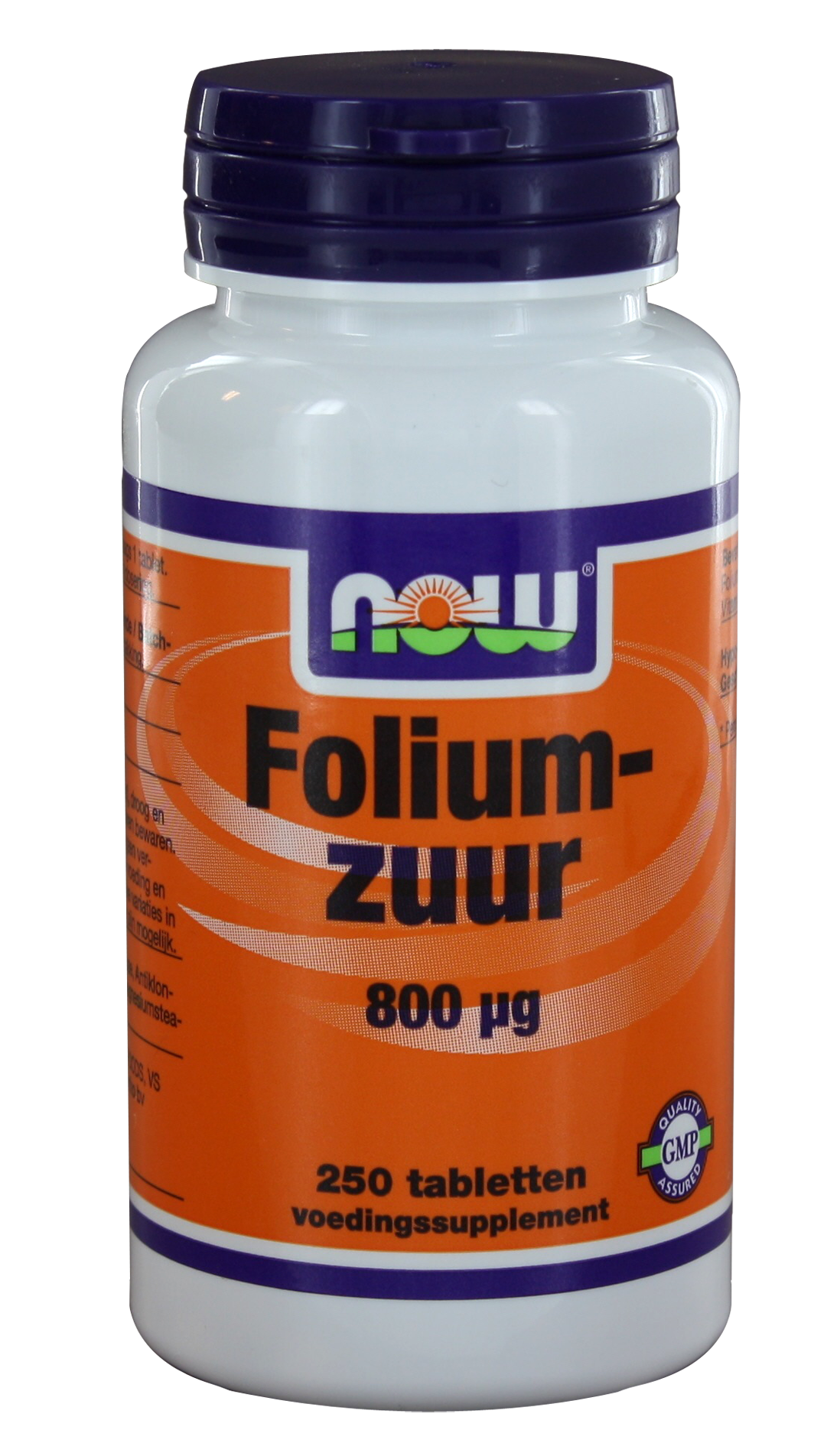 VitOrtho Now Foliumzuur 800 mcg Tabletten 250 st