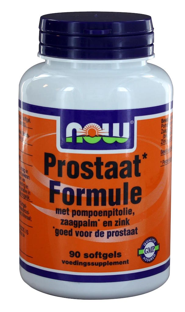 Saw Palmetto/Prostaat Form Now