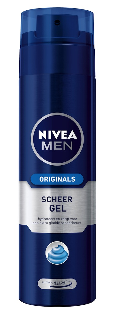 NIVEA MEN Originals - 200 ml - Scheergel