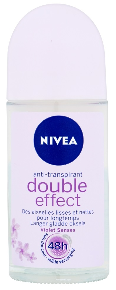 NIVEA Double Effect roll-on