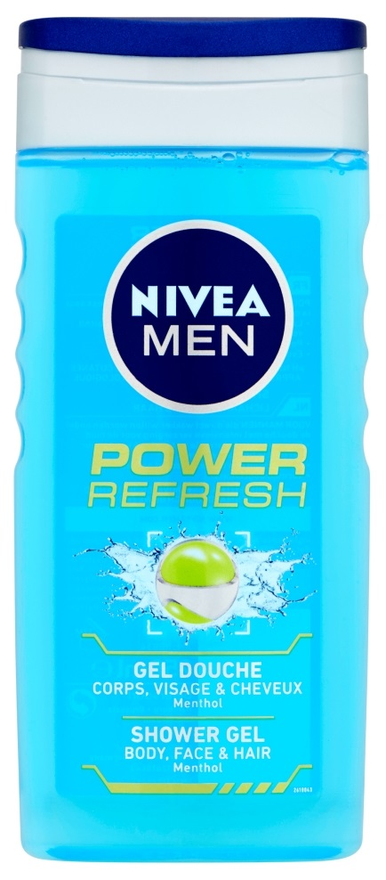 Fm Douche Powerfr Refres 250ml
