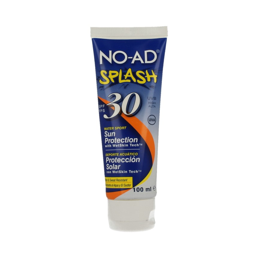 No Ad Sport SPF 30 - 100 ml - Zonnebrandlotion
