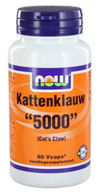 NOW Kattenklauw Extract Capsules