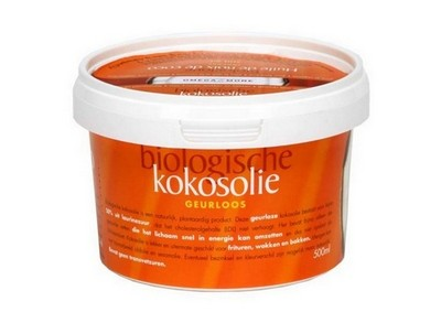 Omega&more kokosolie geurloos 500 ml