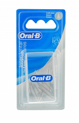 Oral-B Interd Refill Tapered - 12 stuks - Tandenstokers