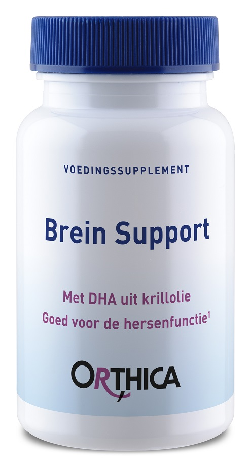 Orthica Brein Support Softgel 30 st