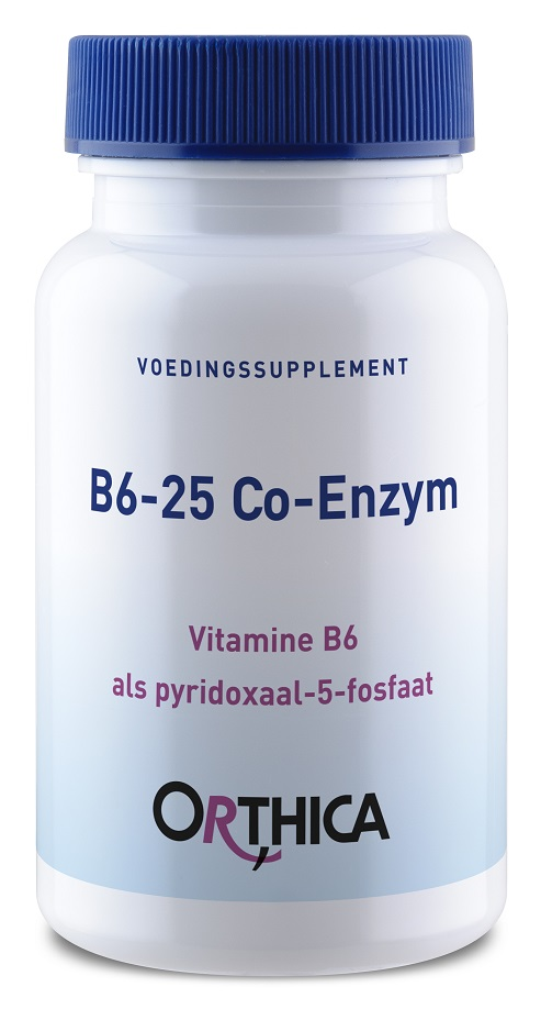Orthica Co-Enzyme B6-25 Capsules 60 st