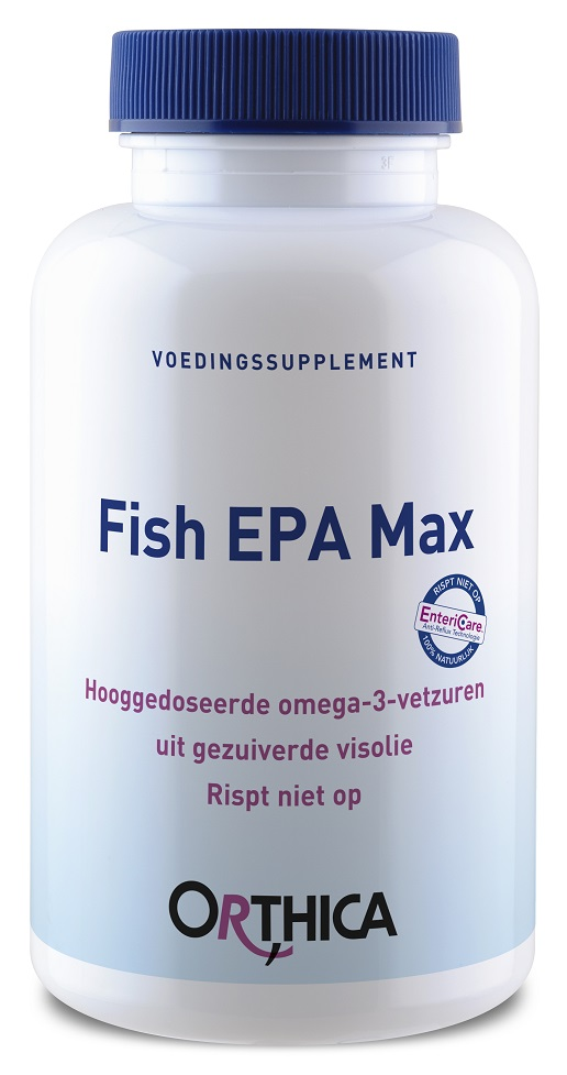 Orthica Fish EPA Max - 60 Capsules - Voedingssupplement