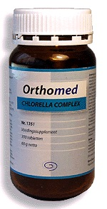 Orthomed Chlorella Complex