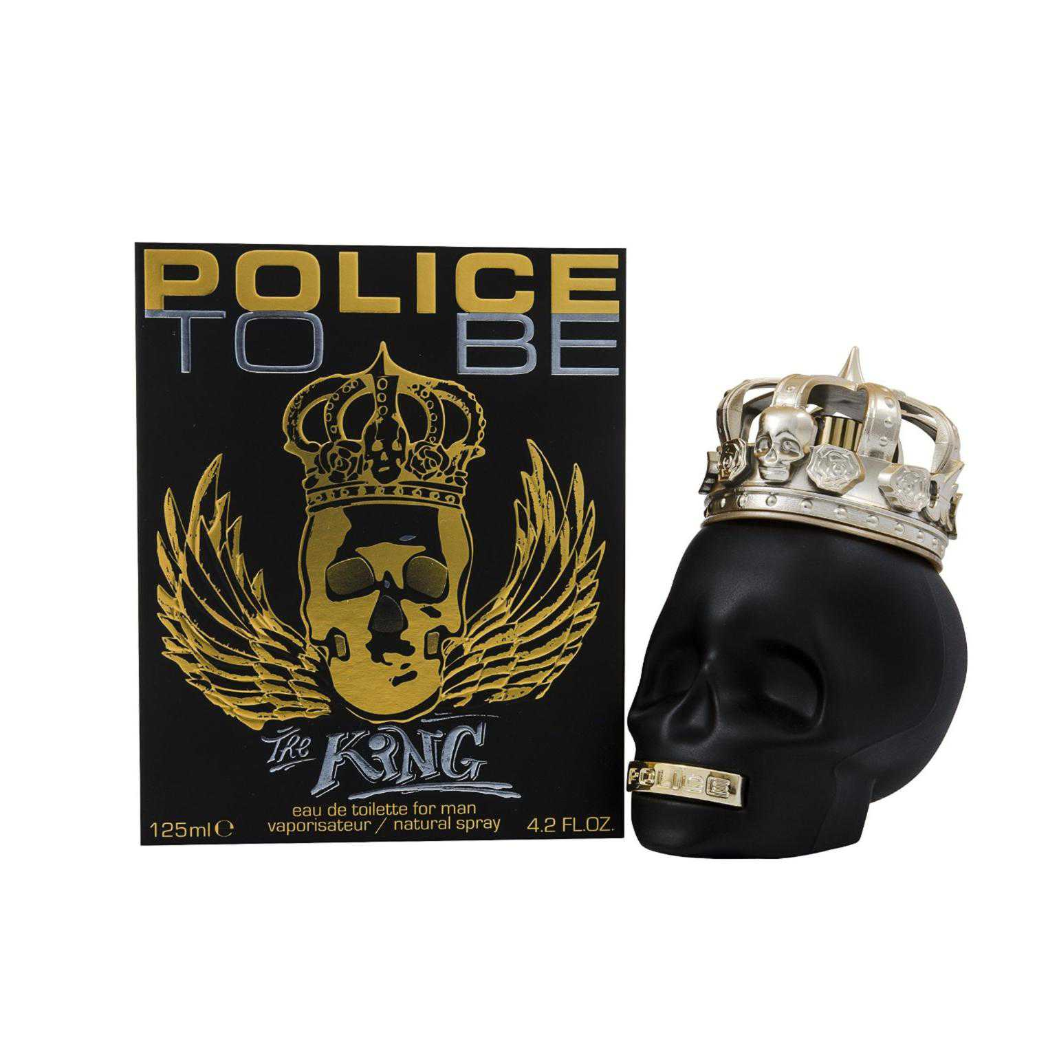 Productafbeelding van Geur Police To Be King Edt He