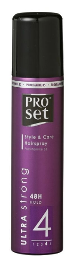 Proset Hairspray Ultra Strong