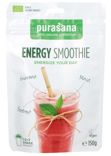 Purasana Energy Smoothie