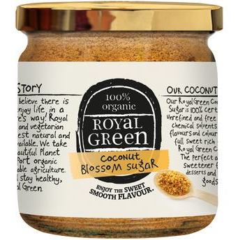 Royal Green Voedingssupplementen Royal Green Kokosbloesem Suiker