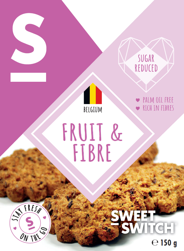 Sweet-Switch Cookie Fruit & Fibre