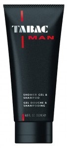 Tabac Man Showergel and Shampoo 200ml
