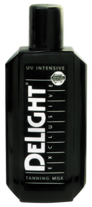 Afbeelding van Delight Tanning Milk UV Intensive 200ml