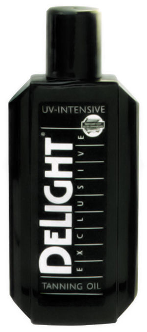 Afbeelding van Delight Tanning Oil UV Intensive 200ml