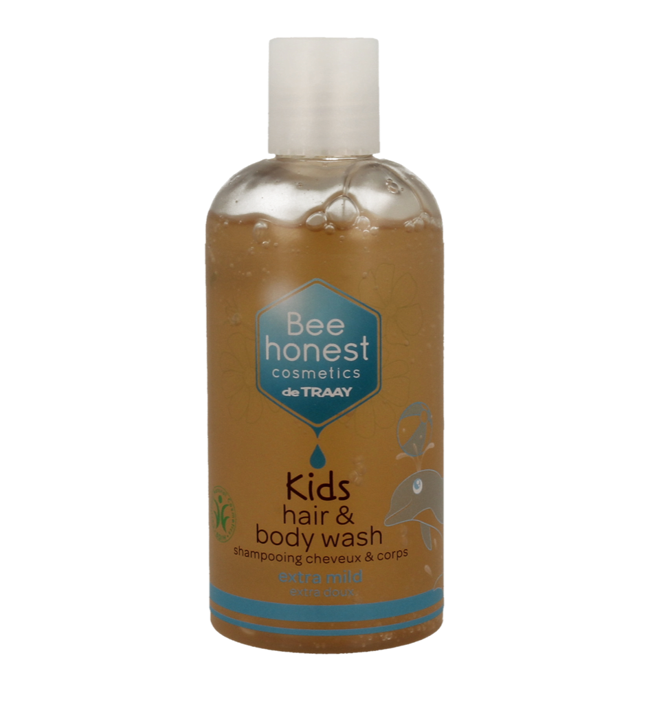 Traay Bee Honest Hair & Body Wash Kids