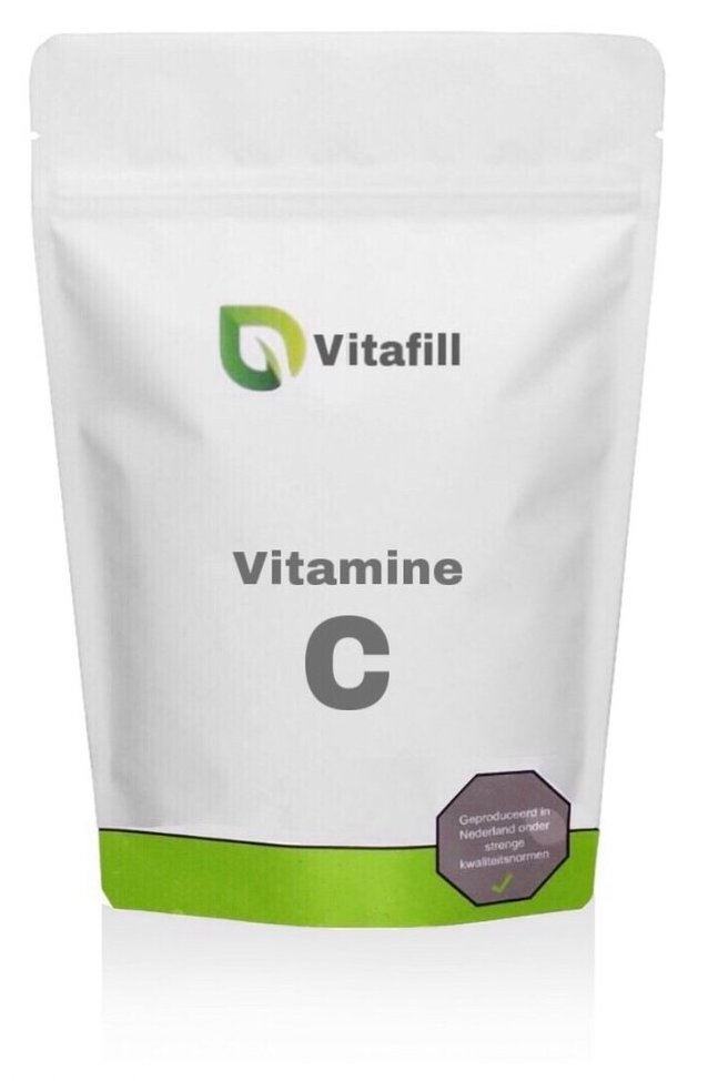 Vitafill Vitamine C Tabletten