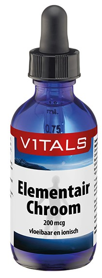 Vitals Elementair Chroom 60ml