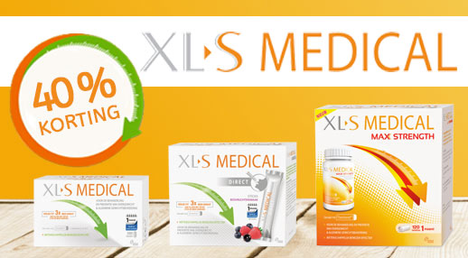 XL-S Medical 40% korting!