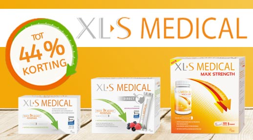XL-S Medical tot 44% korting!